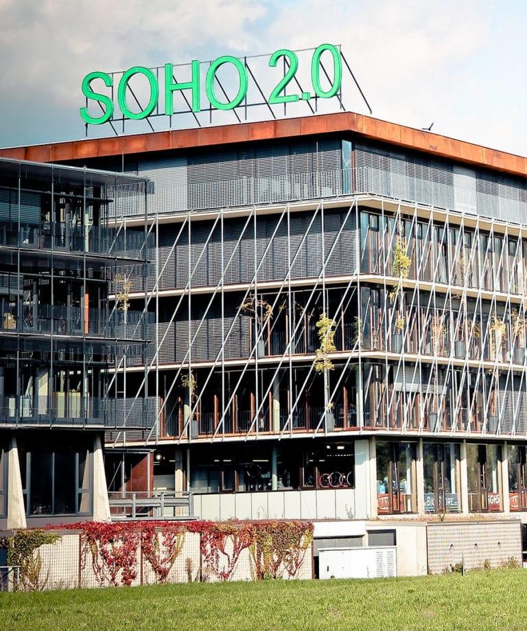 BEKO Innsbruck im SOHO 2.0 Gebäude (c)UMFELD CONCEPT GmbH